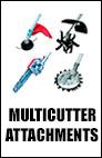 Maruyama Multicutter Attachments